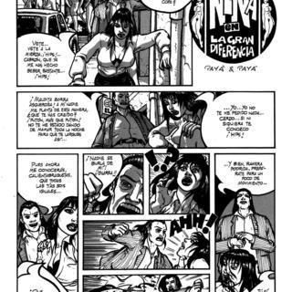 Nina en La Gran Diferencia de Paya