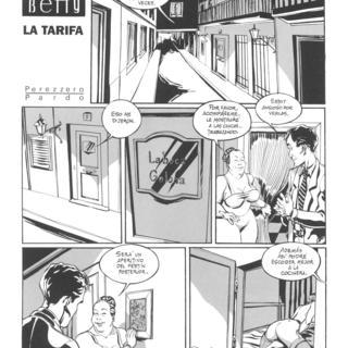 Fatty Betty La Tarifa por Perezzero Pardo