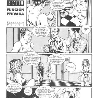 Fatty Betty Funcion Privada por Perezzero Pardo