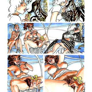 Los Centauros por Phenix