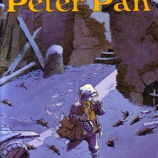 Peter Pan 1 por Regis Loisel