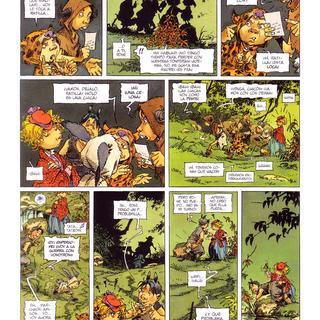 Peter Pan 6 por Regis Loisel