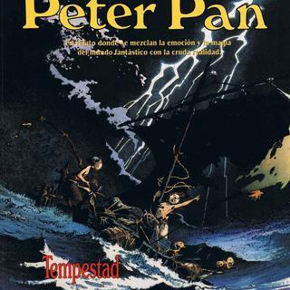 Peter Pan 3 por Regis Loisel