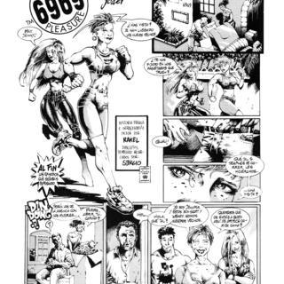 6969 Melrose Pleasure Sensacion de Joder por Sergio, Rakel