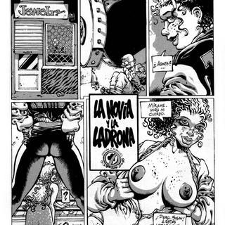 La Novia y la Ladrona 3 de Sergio