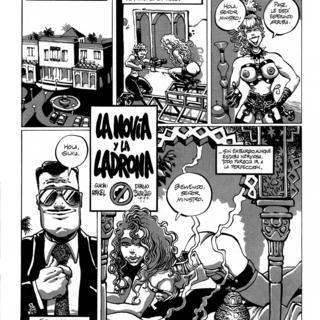 La Novia y la Ladrona 6 de Sergio