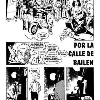 Por la Calle de Bailen por Tobalina