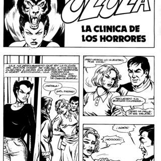 La Clinica de los Horrores por Ulula