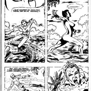 La Mujer Cobra por Ulula