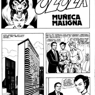 Muneca Maligna por Ulula