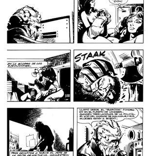 El Ultimo Carguero por Wallenstein