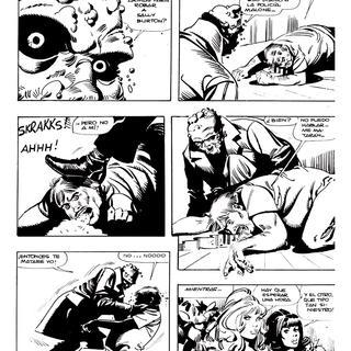 La Jaula de los Tigres por Wallenstein