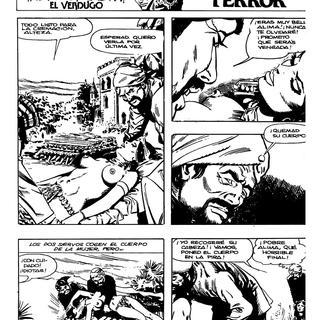 Noche de Terror por Wallenstein