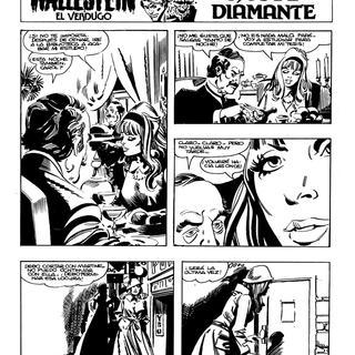 Ojos de Diamante por Wallenstein