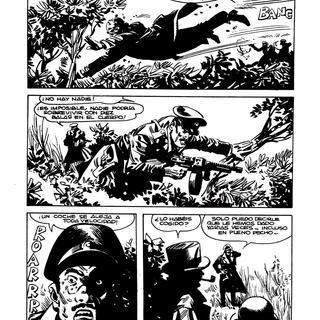 La Mano Cortada 2 por Wallenstein