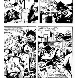 La Secta de las Alucinadas por Wallenstein