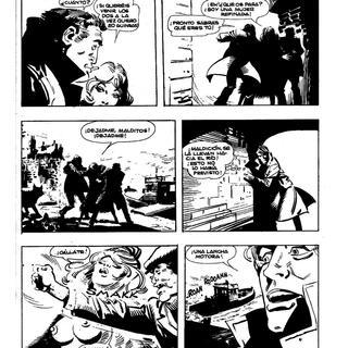 Muerte en la Niebla por Wallenstein