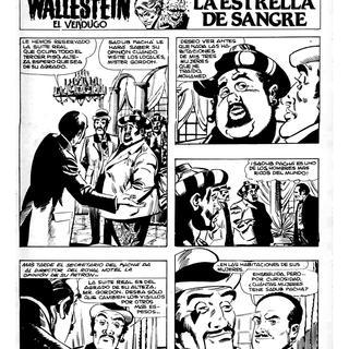 La estrella de Sangre por Wallenstein