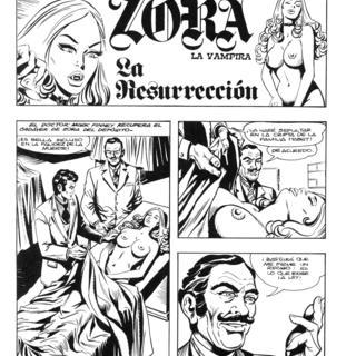 La Resureccion por Zora la Vampira