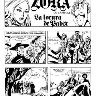 La Locura de Pabst por Zora la Vampira