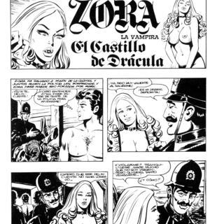 El Castillo de Dracula por Zora la Vampira