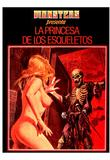 La Princesa de los Esqueletos 1 por Monsters